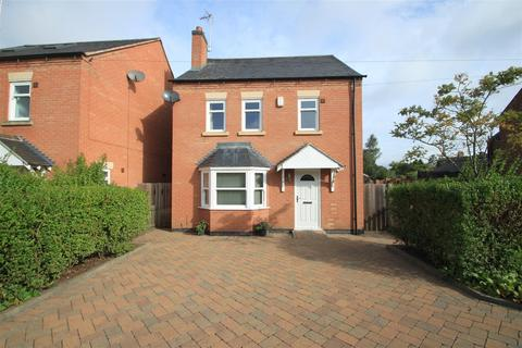 3 bedroom detached house for sale - Coventry Road, Burbage