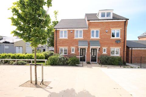 3 bedroom semi-detached house to rent - Kirkfields, Sherburn Hill, Durham