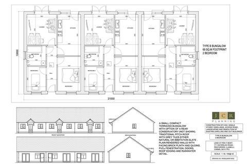 2 bedroom semi-detached bungalow for sale - Waterloo Road, Penygroes, Llanelli