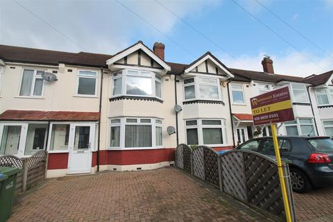 3 bedroom terraced house to rent - Earlshall Road, Eltham
