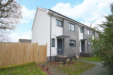 4 bedroom end of terrace house for sale - Maple Road, Redhill