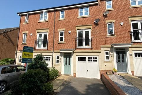 3 bedroom townhouse for sale - Highfields Park Drive, Derby