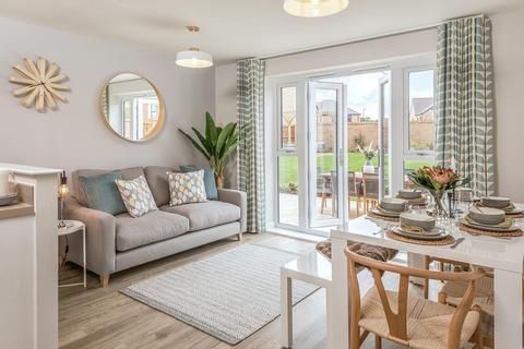 4 bedroom semi-detached house for sale - Plot 20, Kingsville at Canalside @ Wichelstowe, Mill Lane, Swindon, SWINDON SN1