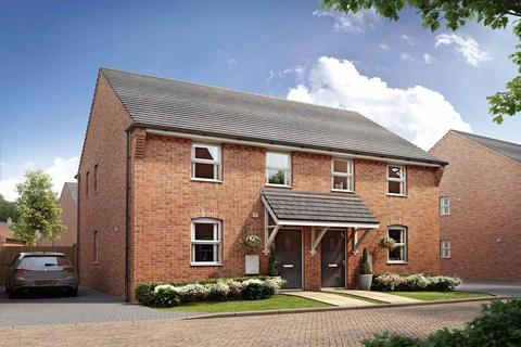 David Wilson Homes - Orchard Green at Kingsbrook - Plot 44, The Exchange at The Exchange, Exchange Street, Aylesbury HP20