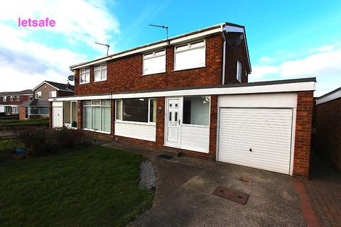 3 bedroom semi-detached house to rent - Stirling Drive, North Shields.  * EXCELLENT LOCATION *