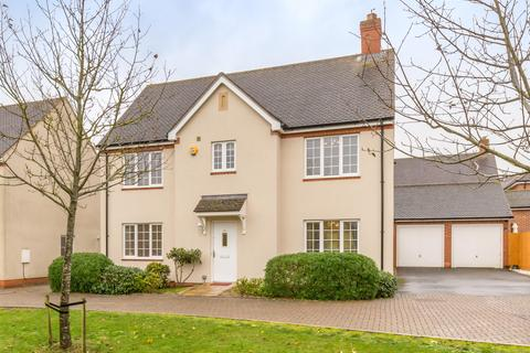 4 bedroom detached house for sale - Kimmeridge Road, Oxford, OX2