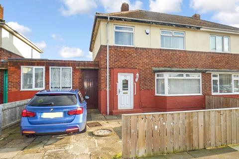 3 bedroom semi-detached house for sale - Daventry Avenue, Stockton, Stockton-on-Tees, Cleveland, TS19 0PE