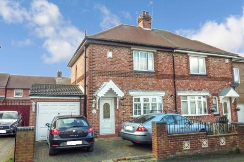 2 bedroom semi-detached house for sale - Fordland Place, Sunderland, Tyne and Wear, SR4 6UR