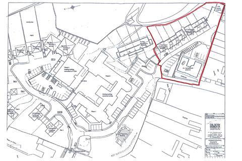 Plot for sale - Llys/Bryn Ardwyn, St Davids Road, Aberystwyth, Ceredigion, SY23