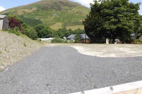 Plot for sale - Dinas Mawddwy, Nr Machynlleth, Powys, SY20