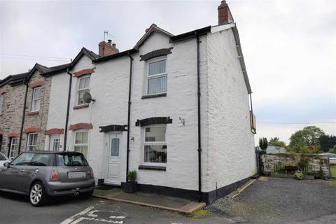 2 bedroom end of terrace house for sale - Lloyds Terrace, Machynlleth, Powys, SY20