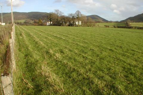 Plot for sale - Llanbrynmair, Powys, SY19