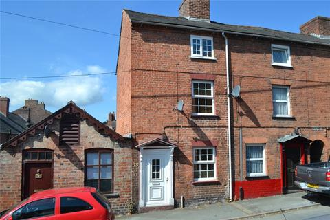 2 bedroom end of terrace house for sale - Bryn Street, Newtown, Powys, SY16