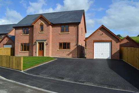 4 bedroom detached house for sale - Plot 10 Plas Trannon, Trefeglwys, Caersws, Powys, SY17