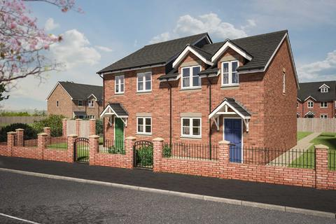 3 bedroom semi-detached house for sale - Kerry, Newtown, Powys, SY16