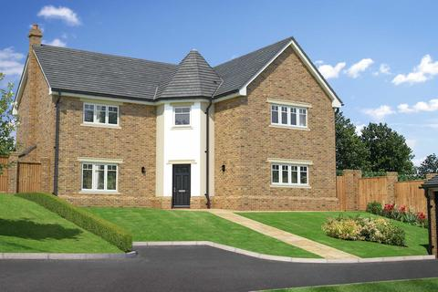 4 bedroom detached house for sale - Plot 1 Henlle Ridge, Chirk Road, Henlle, Oswestry, Shropshire, SY11