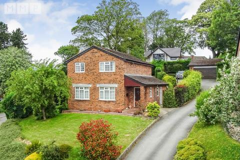 4 bedroom detached house for sale - 8 Ardmillan Court, Oswestry, Shropshire, SY11