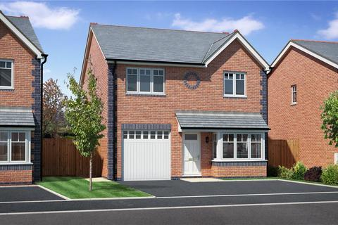 4 bedroom detached house for sale - Plot 4, Badgers Fields, Arddleen, Llanymynech, Powys, SY22