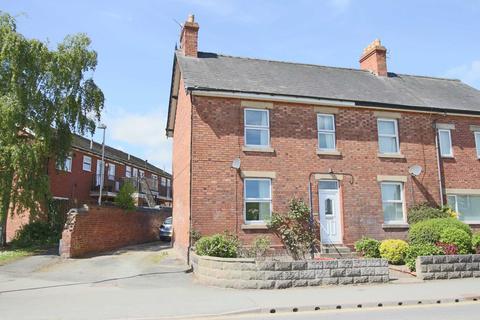 3 bedroom semi-detached house for sale - Berriew Road, Welshpool, Powys, SY21