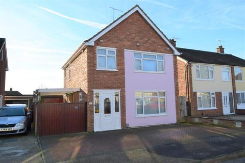 3 bedroom detached house for sale - Lonsdale Close, Ipswich