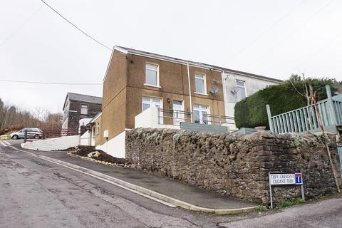 3 bedroom end of terrace house for sale - Teify Crescent, Nantymoel, Bridgend, Bridgend County. CF32 7RG