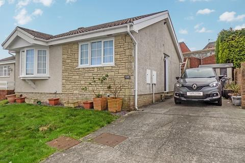 2 bedroom semi-detached bungalow for sale - Ridgewood Gardens, Cimla, Neath, Neath Port Talbot. SA11 3QG