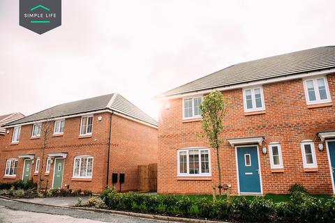 3 bedroom end of terrace house to rent - Cooperative Road, Middleton M24