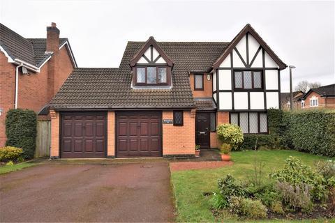 5 bedroom detached house for sale - Althorpe Drive, Dorridge, Solihull, B93 8SG
