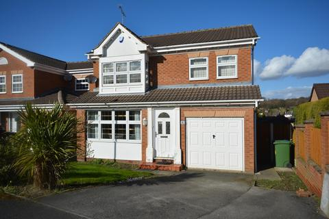 4 bedroom detached house for sale - Woodstock Rise, Hasland, Chesterfield, S41 0HT