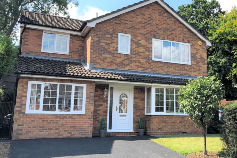 4 bedroom detached house for sale - Chartwell Green, West End