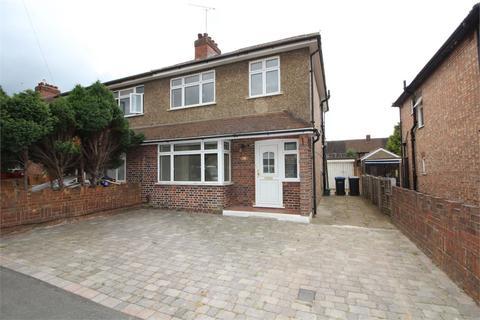 3 bedroom semi-detached house to rent - Hythe Field Avenue, Egham, Surrey