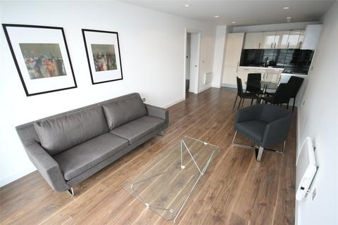 2 bedroom apartment to rent - Number One Media City Salford Quays M50
