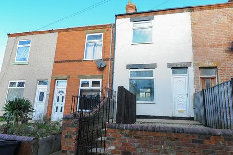 2 bedroom terraced house to rent - Foljambe Road, Brimington, Chesterfield