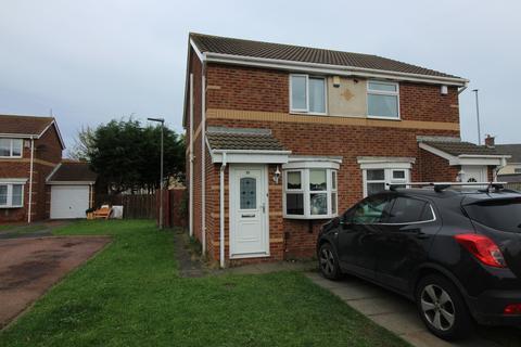 2 bedroom semi-detached house to rent - Brunel Close, Hartlepool