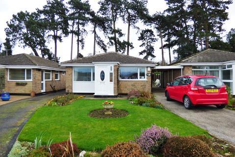 2 bedroom detached bungalow for sale - Lancaster Drive, Tutbury