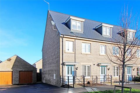 3 bedroom end of terrace house for sale - Cowleaze, Ridgeway Farm, Swindon, SN5