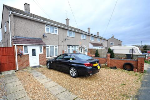 2 bedroom end of terrace house for sale - Dulverton Avenue, Swindon, Wiltshire, SN3