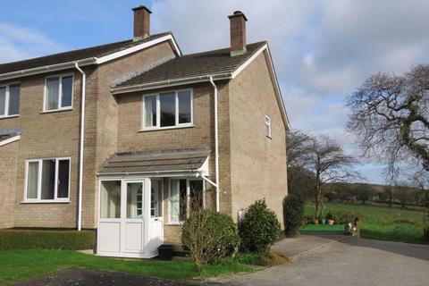 2 bedroom semi-detached house for sale - Greenbank Close, Truro