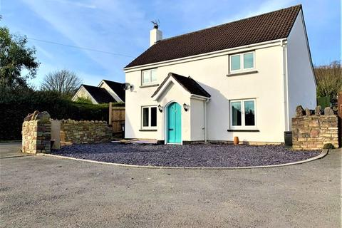 4 bedroom detached house for sale - Sprigg Drive, Weston-In-Gordano