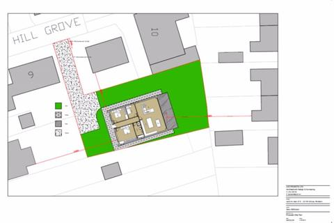 Land for sale - Land to rear of 8-10 Hill Grove, Moreton