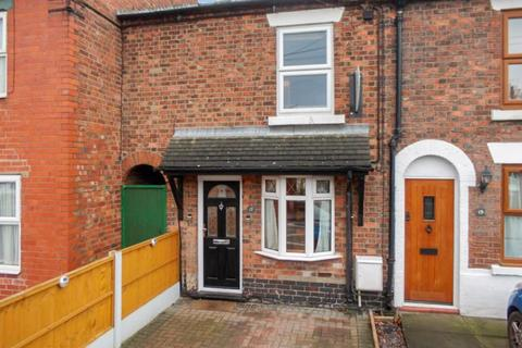 2 bedroom terraced house for sale - Wybunbury Road, Nantwich, Cheshire