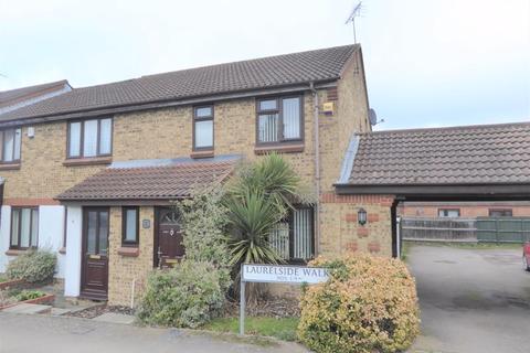 3 bedroom end of terrace house for sale - Laurelside Walk, Dunstable