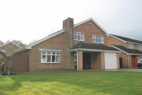 4 bedroom detached house for sale - Coed Y Glyn, Wrexham