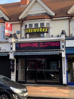 Shop to rent - Ladypool Road, Birmingham