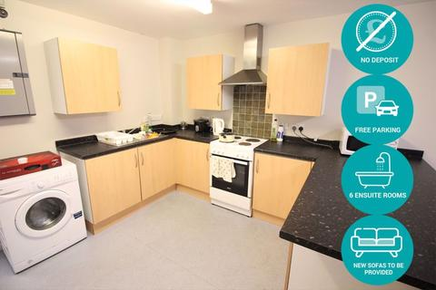 1 bedroom house share to rent - Gwennyth House, Cathays
