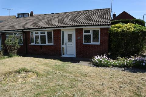 2 bedroom semi-detached bungalow for sale - Hallfield Road, Newton, Alfreton