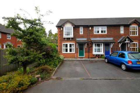 2 bedroom end of terrace house to rent - Douglas Villas, Durham City