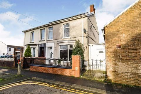 4 bedroom semi-detached house for sale - Coldstream Street, Llanelli