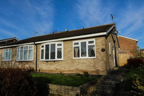 2 bedroom semi-detached bungalow for sale - Darwin Road, Bridlington