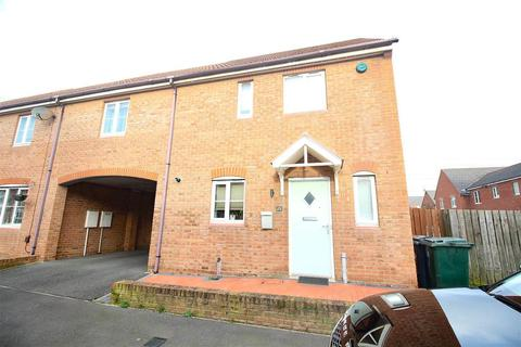 3 bedroom end of terrace house to rent - Cloverfield, West Allotment, Newcastle Upon Tyne